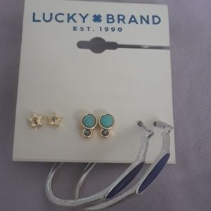 Lucky Brand earrings